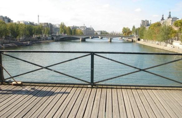 vitre pont des arts
