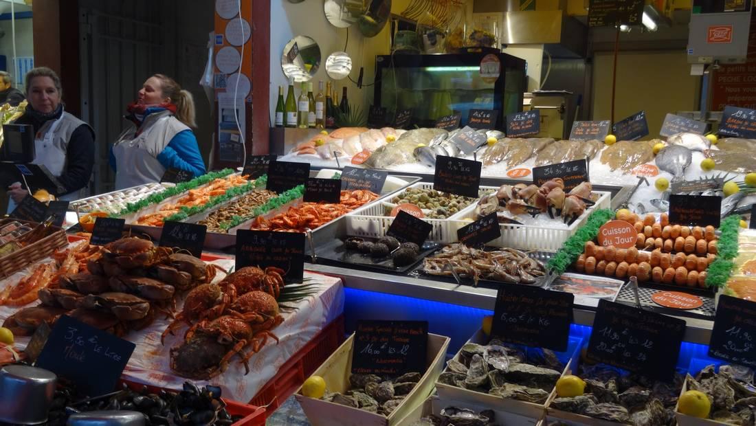 5 bonnes raisons d'aimer Trouville-sur-mer sous la pluie.