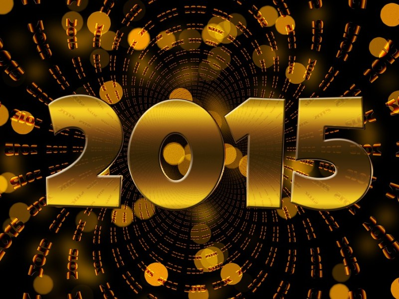 Escapades amoureuses en 2015