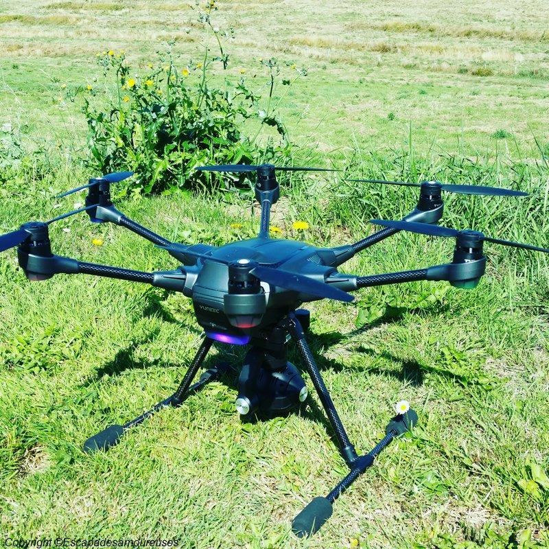 Drone Yuneec Typhoon H notre nouveau jouet