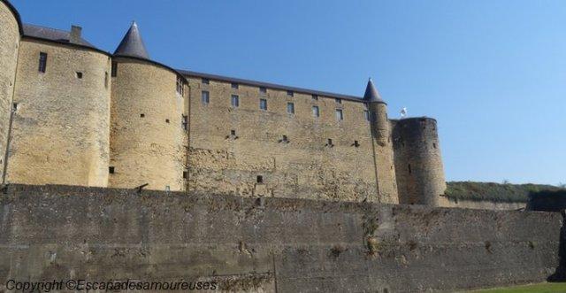 Hôtel le chateau fort de sedan