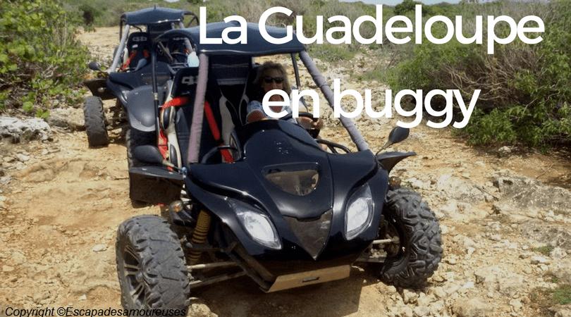 La Guadeloupe en buggy