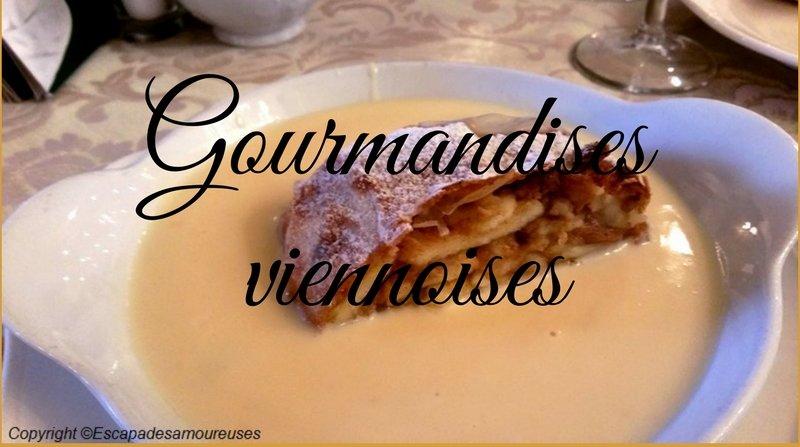 Gourmandises de Vienne