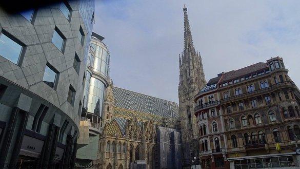 Stefansdom ou cathédrale Saint-Etienne