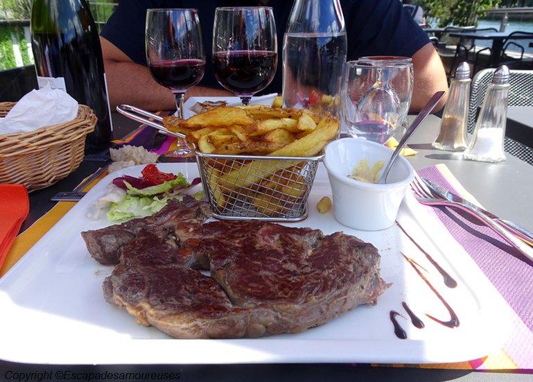 restaurant l'Avant-Seine à Epinay-sur-Seine