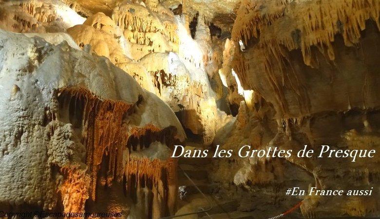 Les grottes de Presque (+concours)