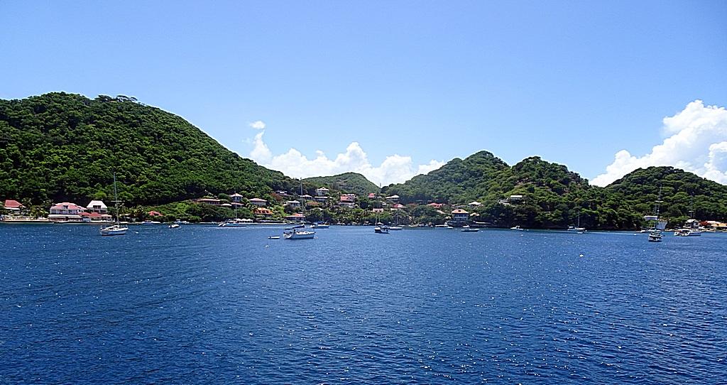 Terre-de-Haut les Saintes la plus belle baie du monde