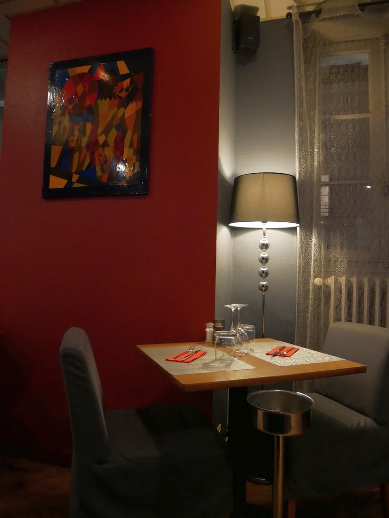 Restaurant l'étage Orléans