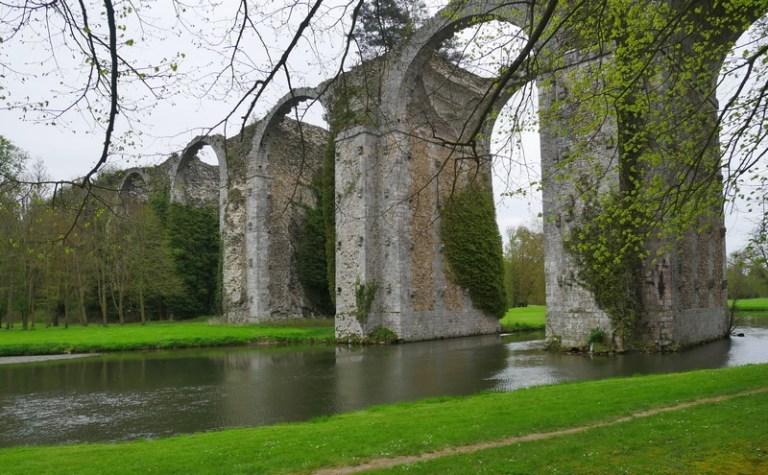 aqueduc du château de maintenon
