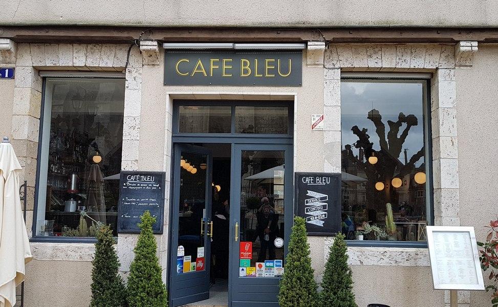 Chartres escapades amoureuses le café bleu