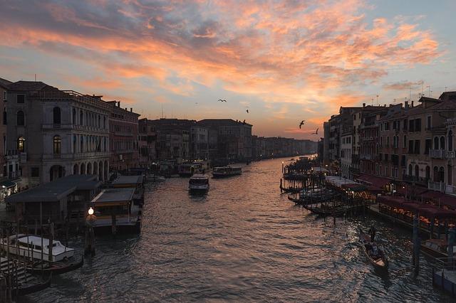 Venise et l'Italie, ce sera pour une autre fois…