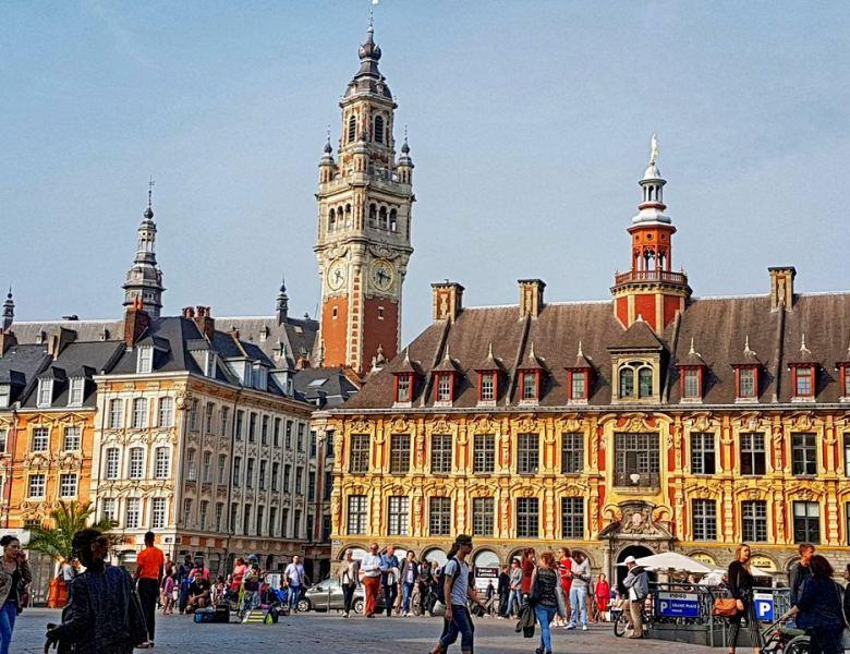 Mes premières fois à Lille-Roubaix