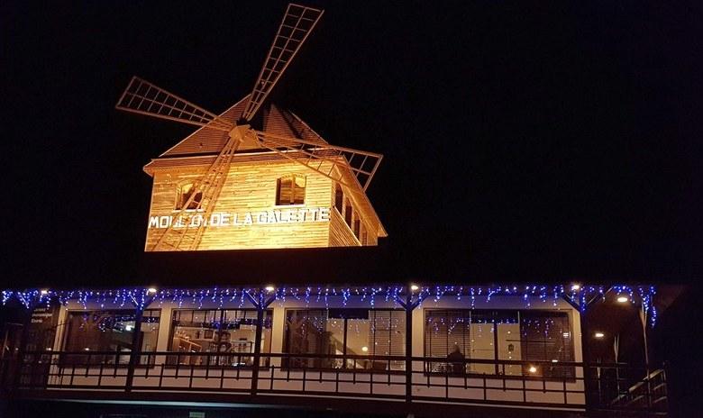 Coup de coeur pour Le Moulin de la Galette à Sannois