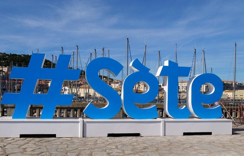 Tomber sous le charme de Sète #ENFRANCEASETE