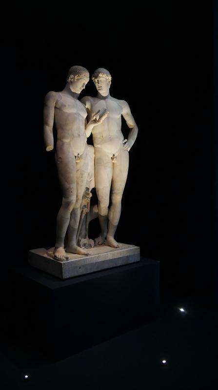 Exposition amour au Louvre-Lens