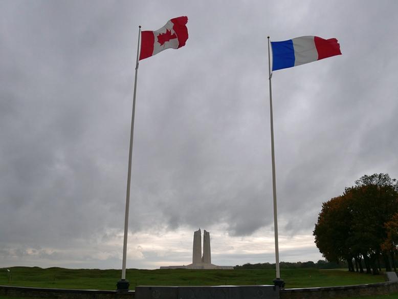 Memorial national du canada de Vimy