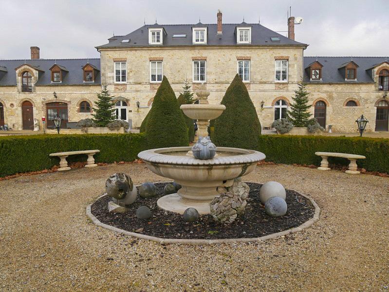 Séjour romantique dans l'Aisne