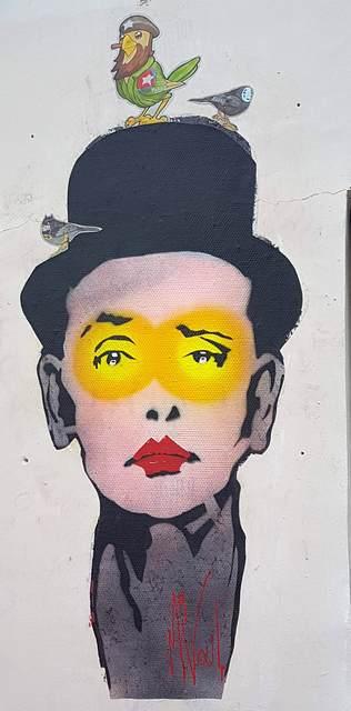 une journée à Montmartre escapades amoureuses street art retaurant la bonne franquette