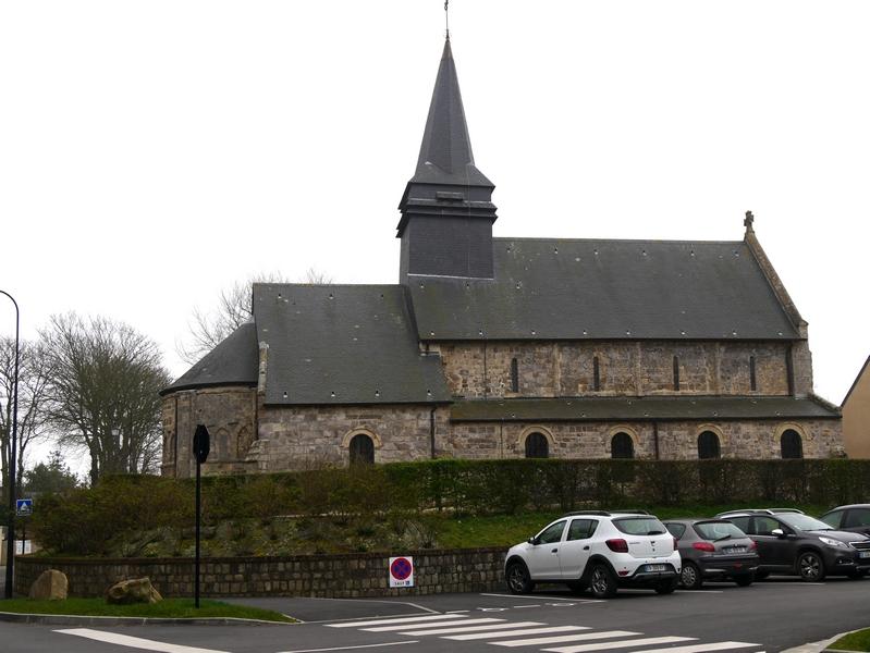 eglise de sainte-marguerite sur mer seine-maritime