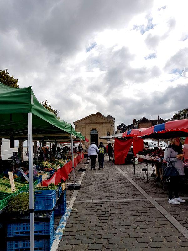 saint-valery-sur -somme marché du dimanche matin escapades amoureuses