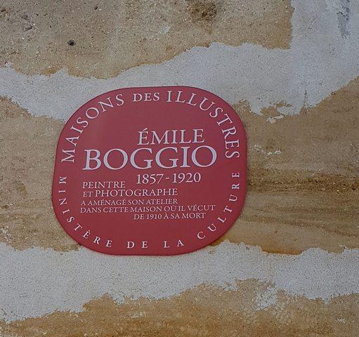 Maison-Atelier Emile Boggio auvers sur oise escapades amoureuses