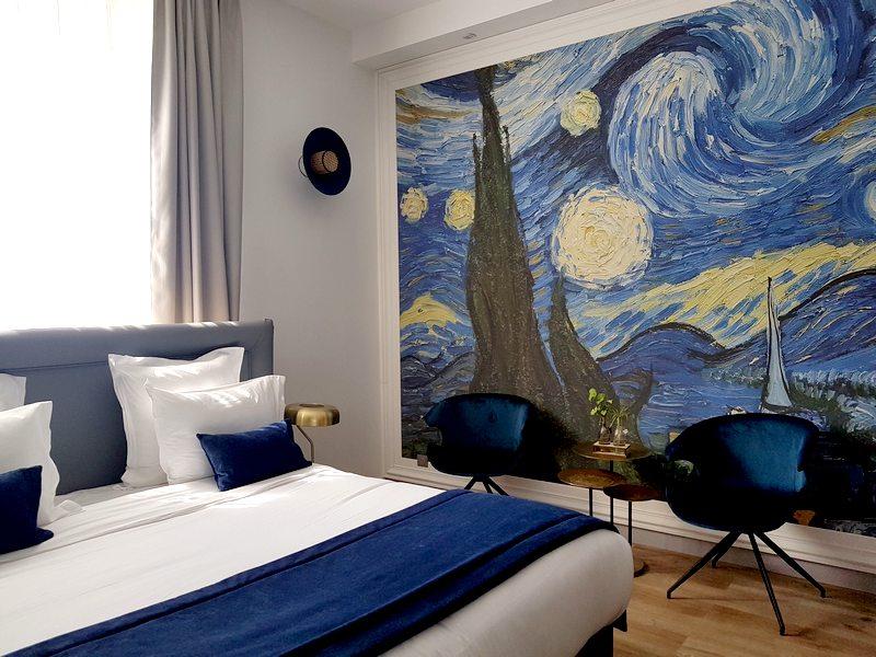 Auvers-sur-Oise hôtel des iris escapades amoureuses