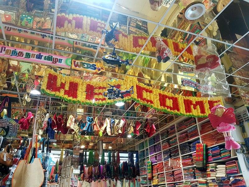 magasins quartier tamoul la courneuve