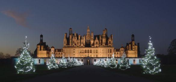 Noel à Chambord