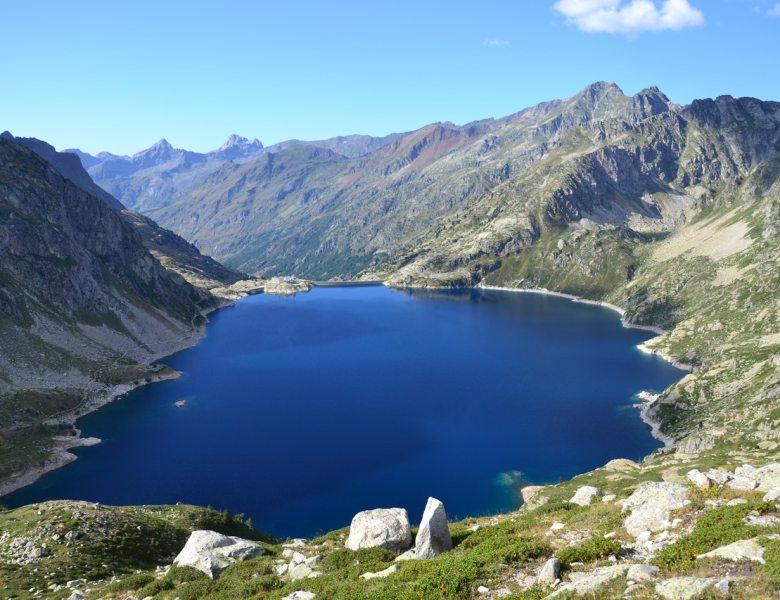 Les Pyrénées en camping-car.