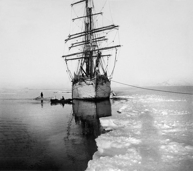 Jean-Baptiste Charcot exposition muséum d'histoire naturelle du Havre