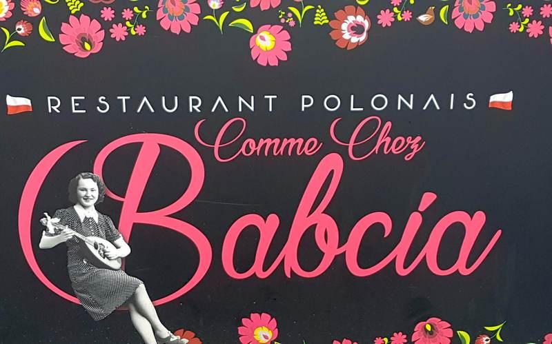 restaurant polonais Comme chez Babcia Lens