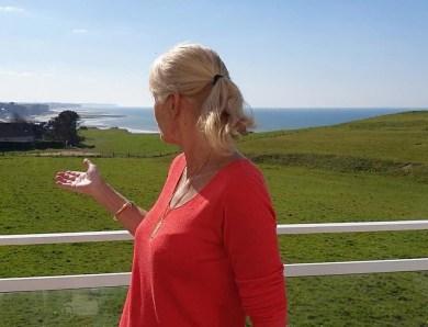 Rencontre avec Nathalie de Fenêtres-sur-mer.