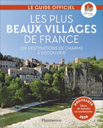 les plus beaux villages de france Flammarion