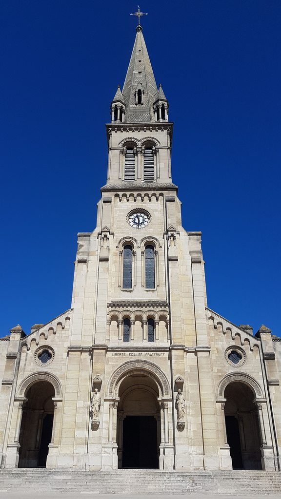 Basilique Saint-Denys Argenteuil sainte-tunique du christ