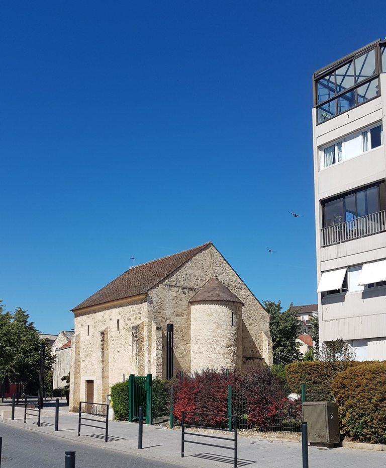 Argenteuil chapelle Saint-Jean-Baptiste