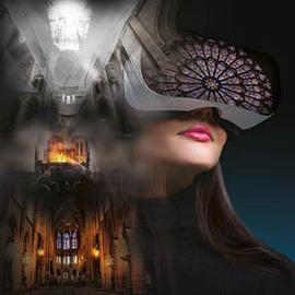 FLYVIEW revivre Notre-Dame
