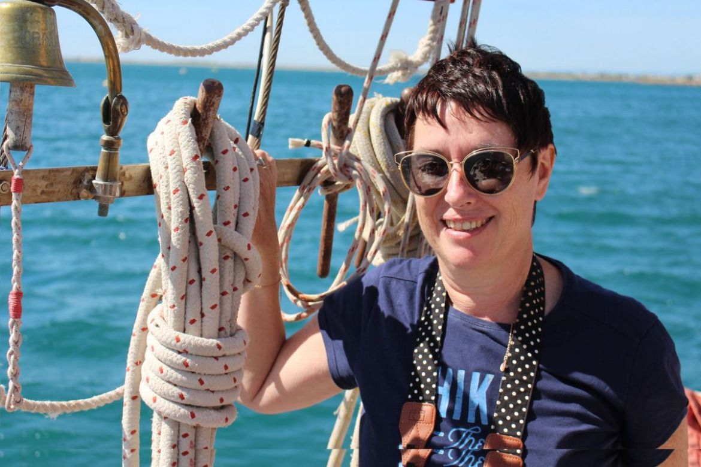 podcast 50 ans d'âge et plus Sylvie Clergerie