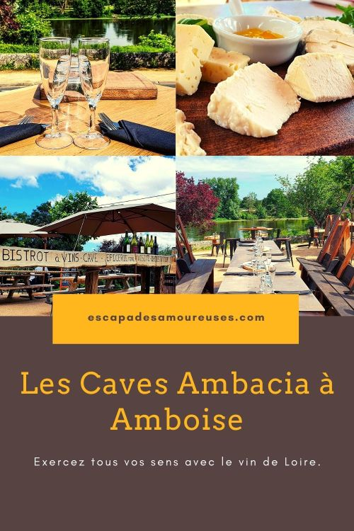Les caves ambacia à Amboise Pinterest