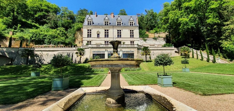 Château Gaillard Amboise un voyage en Italie escapades amoureuses