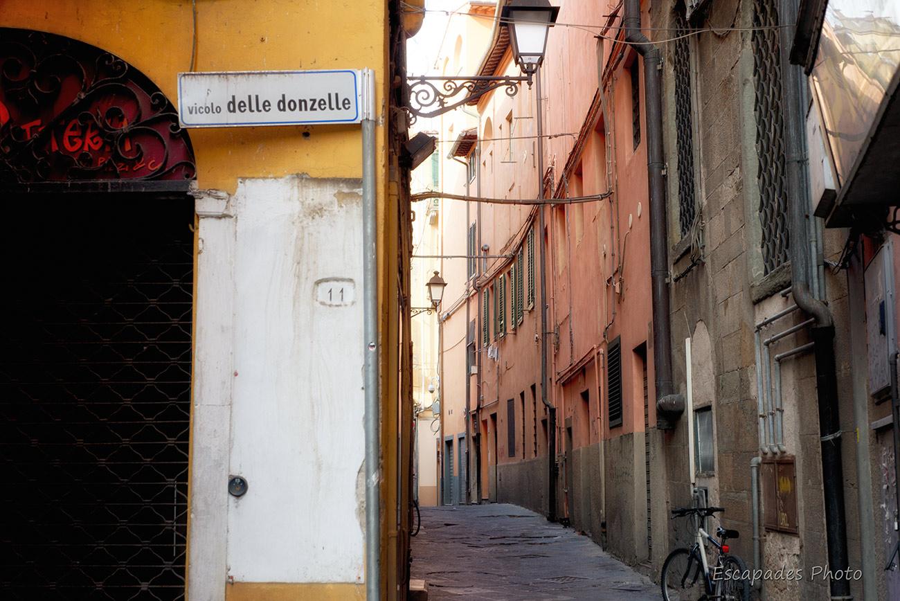Vicolo delle Donzelle : À Pise le charme Italien opère