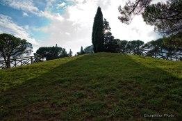 Monte calvario Castellina in Chianti
