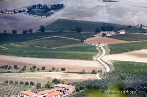 Read more about the article Paysages fascinants du val d'Orcia