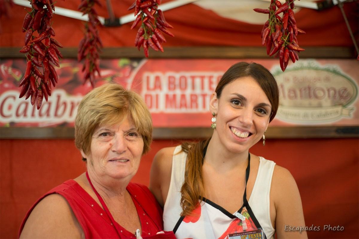 Sourire vendeur - Bottega di martone