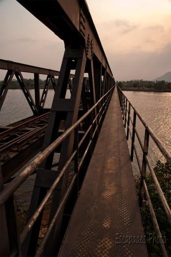 Pont de chemin de fer de Kampot