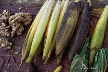 épis marché de luang namtha