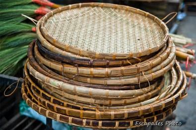 Tressage ethnique - Luang Namtha