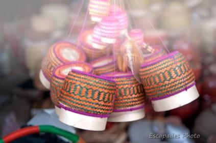 Vannerie à profusion - Luang Namtha