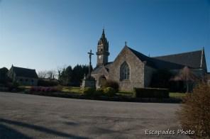 Trégornan, église,calvaire,ossuaire