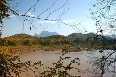 Pak Ou, le Mékong et son environnement