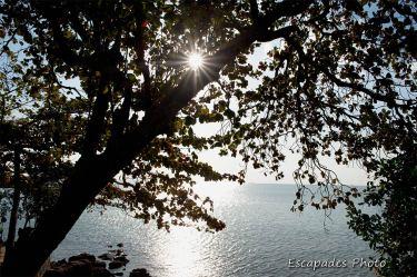 Kep - océan - ombre - soleil